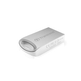 Transcend Jetflash 510 16 Гб Silver