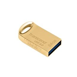 Флешка USB 3.0 Transcend Jetflash 710 16 Гб Gold