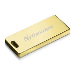Transcend Jetflash T3G 16 Гб Gold