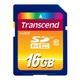SDHC 16Гб Transcend Класс 10