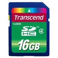 SDHC 16Гб Transcend Класс 4