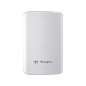 "Внешний жесткий диск 1 TB Transcend StoreJet D3 White (2.5"", USB3.0)"