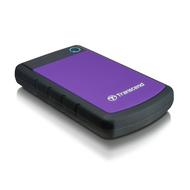 """Внешний жесткий диск 1 TB Transcend StoreJet Portable H3 Purple (2.5"""", USB3.0, противоударный)"""
