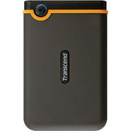 """Внешний жесткий диск 1 TB Transcend StoreJet Mobile M2 (2.5"""", USB2.0, резиновый, противоударный)"""