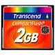 Compact Flash 02Гб Transcend 133X