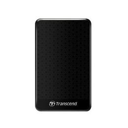 """Внешний жесткий диск 2Тб Transcend StoreJet 25A3 Black (2.5"""", USB3.0, противоударный)"""