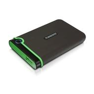 """Внешний жесткий диск 2Тб Transcend StoreJet M3 (2.5"""", USB3.0, резиновый, противоударный)"""