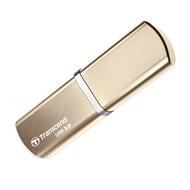 Флешка USB 3.0 Transcend Jetflash 820 32Гб Gold