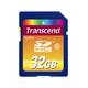 SDHC 32Гб Transcend Класс 10