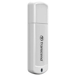 Transcend Jetflash 370 4 gb White