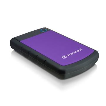 "Внешний винчестер 500 gb Transcend StoreJet Portable H3 (2.5"", USB3.0, противоударный)"