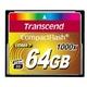 Compact Flash 64Гб Transcend 1000X