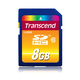 SDHC 08Гб Transcend Класс 10 UHS-I Ultimate (до 85MB/s)