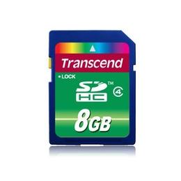 SDHC 08Гб Transcend Класс 4