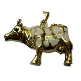 Оригинальная подарочная флешка Present ANIMAL31 8GB (корова пятнистая ищет сочную травку на обед)
