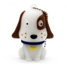 Оригинальная подарочная флешка Present ANIMAL45 128GB (собачка)