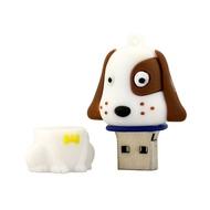 Оригинальная подарочная флешка Present ANIMAL45 04GB (собачка)