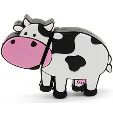 Оригинальная подарочная флешка Present ANIMAL85 04GB (корова)