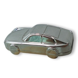Оригинальная подарочная флешка Present CAR05 08GB Silver (флешка автомобиль Porsche Cayenne)