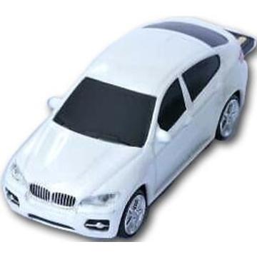 Оригинальная подарочная флешка Present CAR15 16GB White (BMW X6)