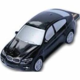Оригинальная подарочная флешка Present CAR15 04GB Black (BMW X6)