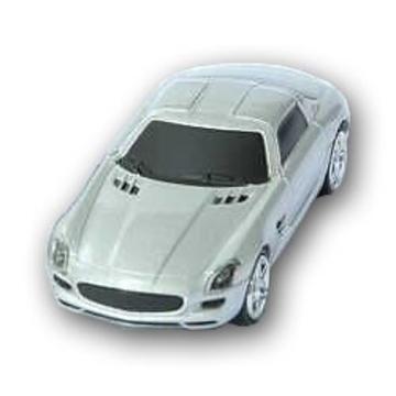 Оригинальная подарочная флешка Present CAR18 64GB Grey (Спортивный автомобиль, без блистера)