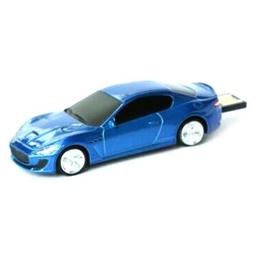 Оригинальная подарочная флешка Present CAR19 64GB Blue (Спортивный автомобиль)