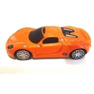 Оригинальная подарочная флешка Present CAR20 128GB Orange (Спортивный автомобиль)