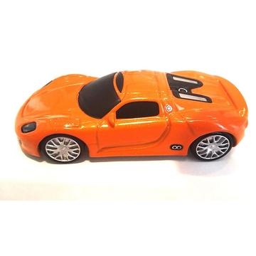 Оригинальная подарочная флешка Present CAR20 64GB Orange (Спортивный автомобиль, без блистера)