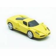 Оригинальная подарочная флешка Present CAR22 04GB Yellow (Ferrari Enzo)
