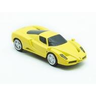 Оригинальная подарочная флешка Present CAR22 08GB Yellow (Ferrari Enzo, без блистера)