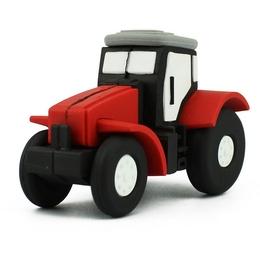 Оригинальная подарочная флешка Present CAR26 128GB (трактор)