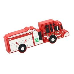Оригинальная подарочная флешка Present CAR27 128GB (пожарная машина)