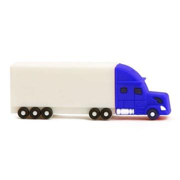 Оригинальная подарочная флешка Present CAR29 32GB Blue White (трейлер)
