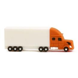 Оригинальная подарочная флешка Present CAR29 64GB Orange White (трейлер)
