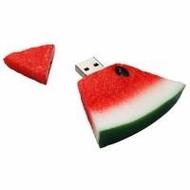 Оригинальная подарочная флешка Present FLW23 64GB (кусочек сладкого арбуза)