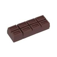 Оригинальная подарочная флешка Present FOOD11 04GB (шоколадная флешка, плитка настоящего швейцарского молочного шоколада)