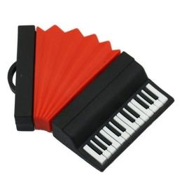 Оригинальная подарочная флешка Present GTR02 04GB (аккордеон)