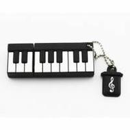 Оригинальная подарочная флешка Present GTR06 04GB (пианино, без блистера)
