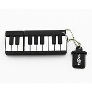 Оригинальная подарочная флешка Present GTR06 128GB (пианино)