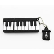 Оригинальная подарочная флешка Present GTR06 32GB (пианино)