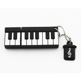 Оригинальная подарочная флешка Present GTR06 64GB (пианино, без блистера)