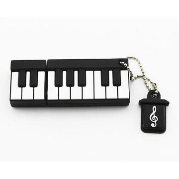 Оригинальная подарочная флешка Present GTR06 64GB (пианино)