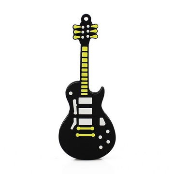 Оригинальная подарочная флешка Present GTR12 32GB Black (гитара Hard Rock, без блистера)