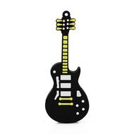 Оригинальная подарочная флешка Present GTR12 08GB Black (гитара Hard Rock)