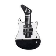 Оригинальная подарочная флешка Present GTR13 64GB Black (флешка-электрогитара черная)