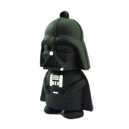 Оригинальная подарочная флешка Present MEN13 08GB Black (Дарт Вейдер)