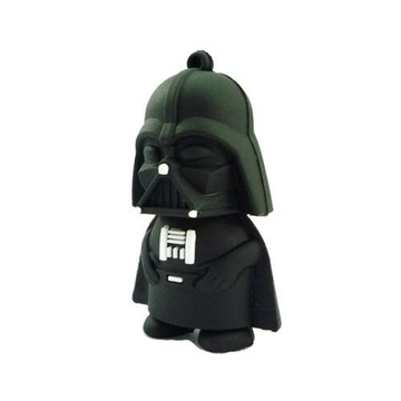 Оригинальная подарочная флешка Present MEN13 32GB Black (Дарт Вейдер, без блистера)