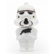 Оригинальная подарочная флешка Present MEN14 04GB White (Клон из звездных войн)