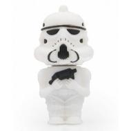Оригинальная подарочная флешка Present MEN14 128GB White (Клон из звездных войн)